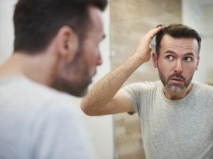 Tratamiento capilar para hombres